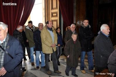Giubileo delle Confraternite Cattedrale 14 febbraio 2016 foto Massimo Renzi 17