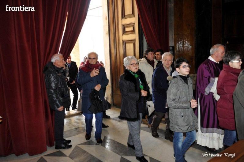 Giubileo delle Confraternite Cattedrale 14 febbraio 2016 foto Massimo Renzi 23