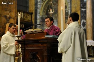 Giubileo delle Confraternite Cattedrale 14 febbraio 2016 foto Massimo Renzi 40