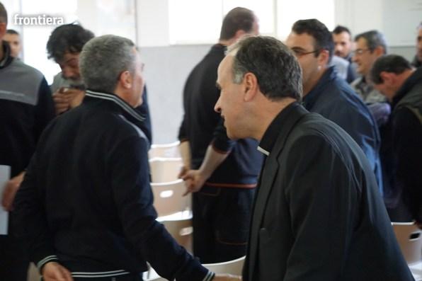 Visita del Vescovo Domenico in Lombardini 17 marzo 2016 foto Fabrizi 11