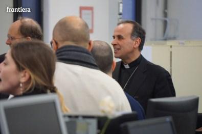 Visita del Vescovo Domenico in Telpress 17 marzo 2016 foto Fabrizi 16