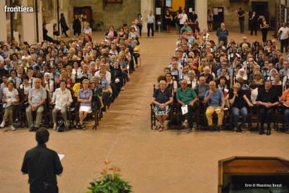 Presentazione Incontro Pastorale del 9,10 e 11 settembre chiesa di San Domenico 12 luglio 2016 foto Massimo Renzi19