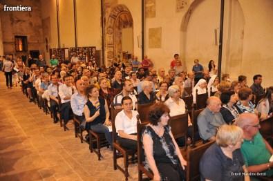 Presentazione Incontro Pastorale del 9,10 e 11 settembre chiesa di San Domenico 12 luglio 2016 foto Massimo Renzi24