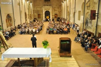 Presentazione Incontro Pastorale del 9,10 e 11 settembre chiesa di San Domenico 12 luglio 2016 foto Massimo Renzi31