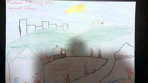 Il presepe di Francesco - Bambini di Monteleone 06