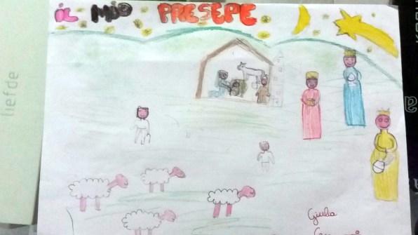 Il presepe di Francesco - Bambini di Monteleone 07