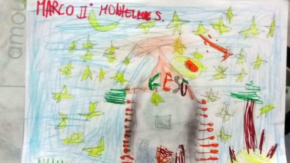 Il presepe di Francesco - Bambini di Monteleone 16