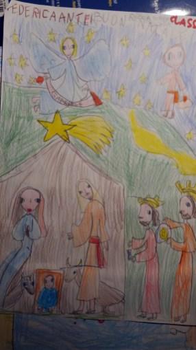Il presepe di Francesco - Bambini di Rocca Sinibalda 13