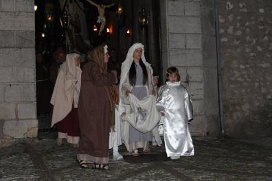[14.04.2017] Contigliano - Sacra rappresentazione del Venerdì Santo 168