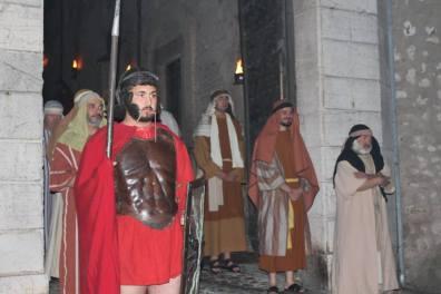 [14.04.2017] Contigliano - Sacra rappresentazione del Venerdì Santo 56