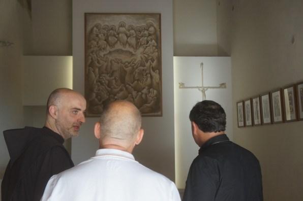 [02.08.2017] Poggio Bustone Cappella delle Beatitudini e Marcia del perdono DSC03972