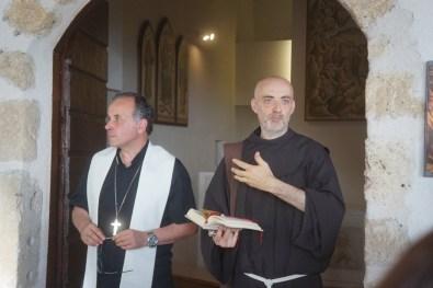 [02.08.2017] Poggio Bustone Cappella delle Beatitudini e Marcia del perdono DSC04007