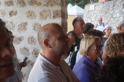 [02.08.2017] Poggio Bustone Cappella delle Beatitudini e Marcia del perdono DSC04017