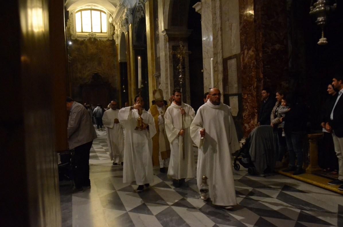 [07.10.2017] Giornata della Parola - Liturgia della Parola (Rusnac)DAN_5379
