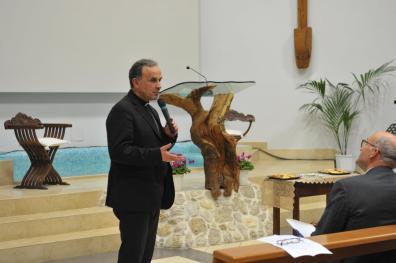 [19.01.2018] Unità dei cristiani - Incontro nella chiesa Avventista MAS_5518