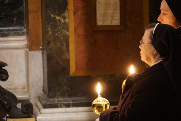 [02.02.2018] Presentazione di Gesù al tempio - Giornata per la Vita Consacrata DSC00324