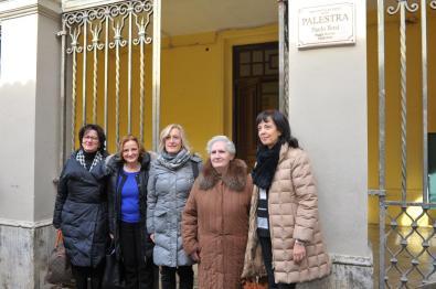 [03.02.2018] Intitolazione palestra di via San Liberatore a Paolo Rosi MAS_1857