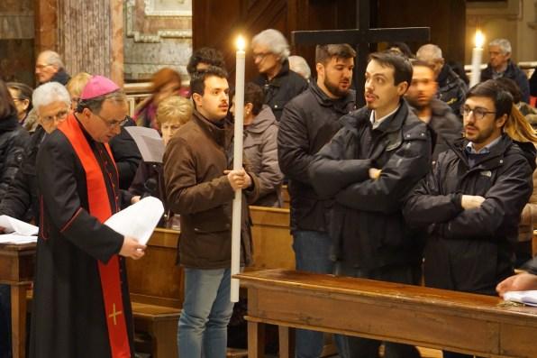 [30.03.2018] Via Crucis in Cattedrale DSC09789