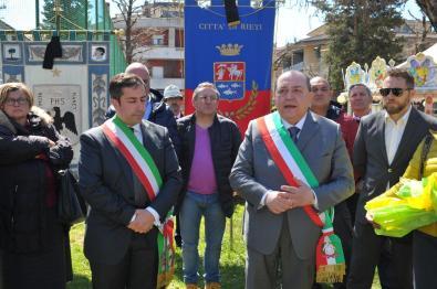 [06.04.2018] Commemorazione dei caduti nel terremoto de L'Aquila MAS_6620
