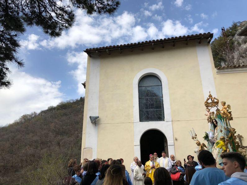[08.04.2018] Cantalice, festa della Madonna delle Grazie 04