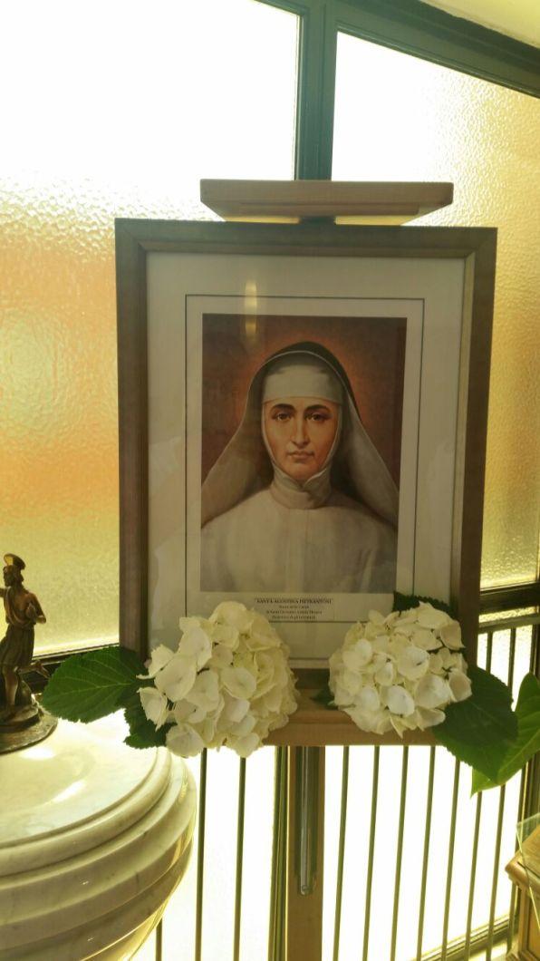 [27.04.2018] Messa con-gli infermieri festa sant'Agostina Pietrantoni 02