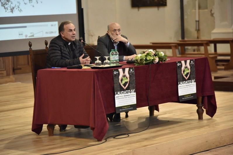 [14.05.2018] Presentazione delle Comunità Laudato si' a San Domenico (Cesarini) _DSC4064