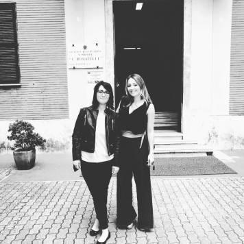 [28.05.2018] Incontro con Laura Tangherlini al Rosatelli 06