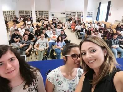 [28.05.2018] Incontro con Laura Tangherlini al Rosatelli 07