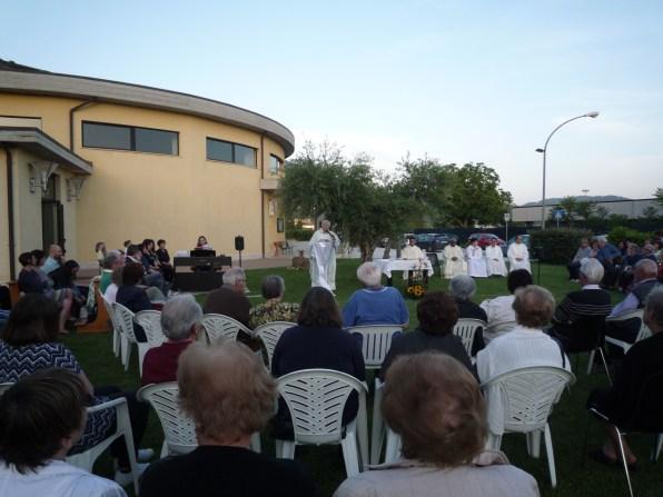 [31.06.2018] Messa di ringraziamento per i vent'anni di sacerdozio di don Zdenek Kopriva P1060879