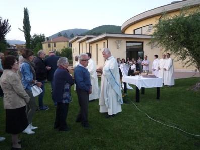 [31.06.2018] Messa di ringraziamento per i vent'anni di sacerdozio di don Zdenek Kopriva P1060889