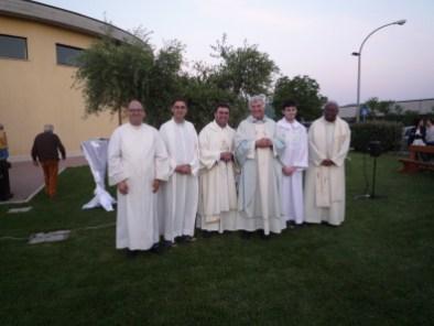 [31.06.2018] Messa di ringraziamento per i vent'anni di sacerdozio di don Zdenek Kopriva P1060896