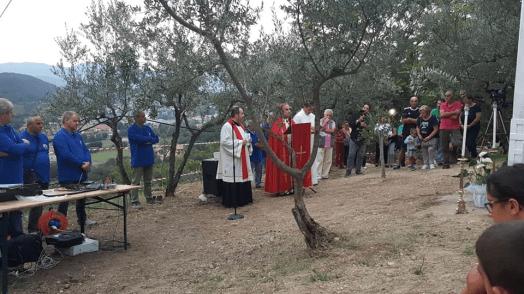 [12.09.2018] Santa Rufina - Inaugurazione della grande Croce immagine(1)