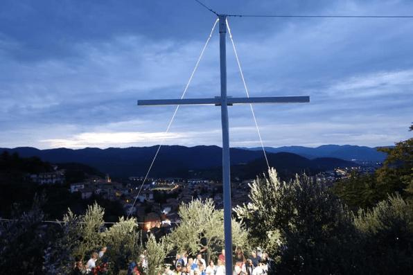 [12.09.2018] Santa Rufina - Inaugurazione della grande Croce immagine(4)