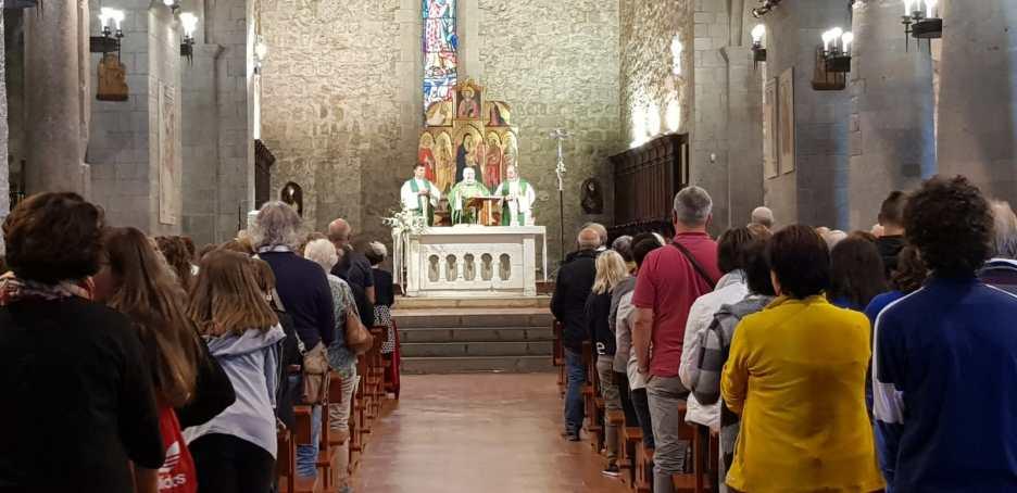 Catechismo Piedicolle - Pellegrinaggio a Bolsena 14