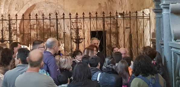 Catechismo Piedicolle - Pellegrinaggio a Bolsena 20