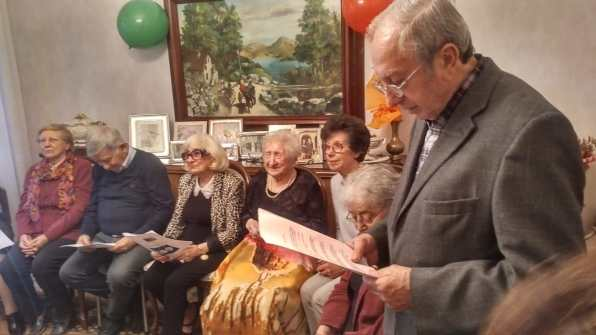 [11.11.2018] Festa per i 109 anni di nonna Zelinda 02