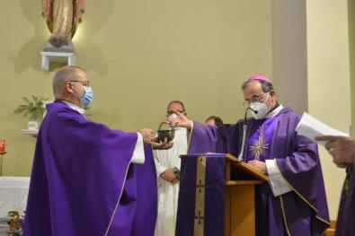 [28.11.2020] Ingresso nella parrocchia del Sacro Cuore di don Francesco Salvi DSC_3096