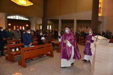 [28.11.2020] Ingresso nella parrocchia di Regina Pacis di mons Mariano Assogna DSC_3474