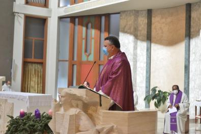 [28.11.2020] Ingresso nella parrocchia di Regina Pacis di mons Mariano Assogna DSC_3621