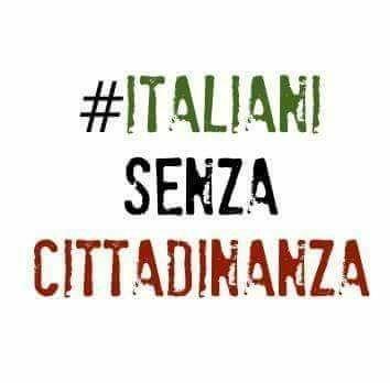 ITALIANI SENZA CITTADINANZA : MOVIMENTO