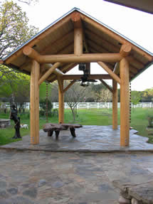 Log Shelters Shelters Car Ports Log Shelter By
