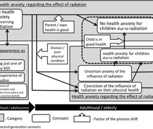 Frontiers Prejudice And Health Anxiety About Radiation Exposure From Second Generation Atomic Bomb Survivors Results From A Qualitative Interview Study