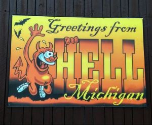 Welcome to Hell, MI