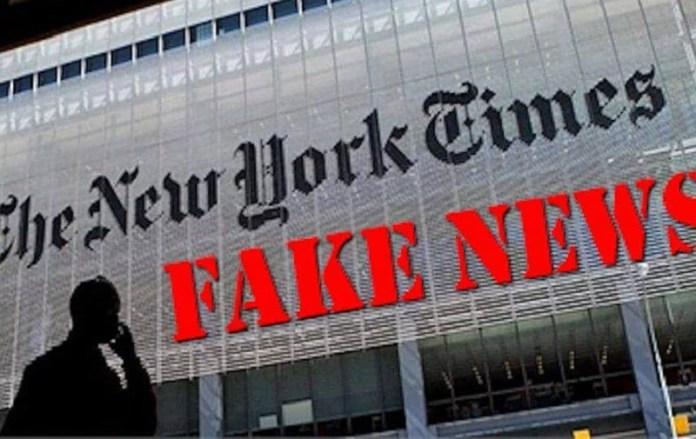 """NY Times zegt """"Great Reset"""" is een """"samenzweringstheorie""""… op dezelfde dag dat het World Economic Forum het viert"""