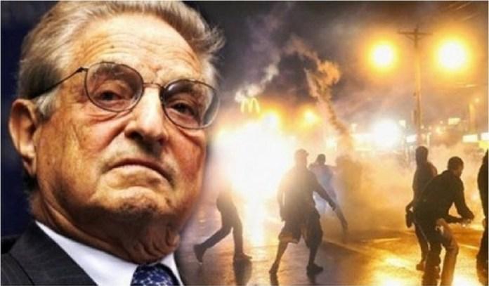 """""""Europa is de gaskamer van Soros"""""""