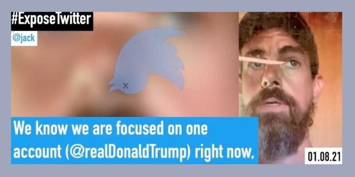 Gelekte opname onthult bedoelingen CEO Twitter: verregaande politieke censuur