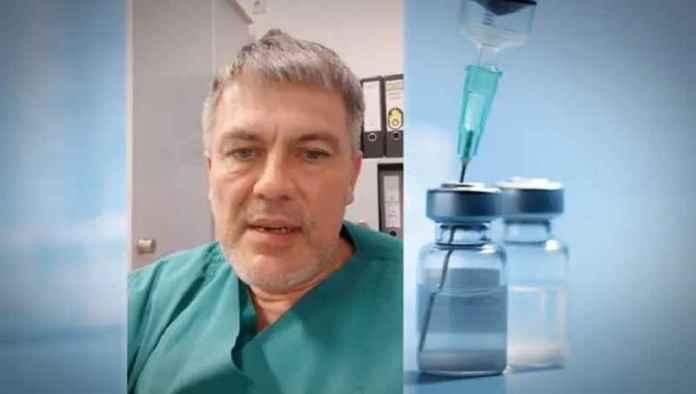 Dr. Robert Kleinstäuber, foto via report24.news, achtergrondfoto: Freepik