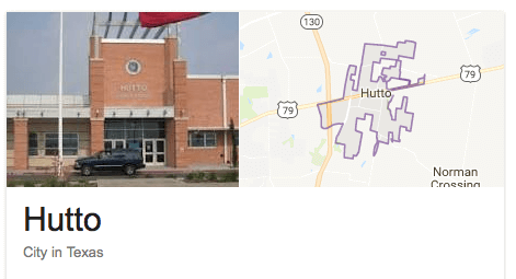 Hutto / Taylor / Coupland Homes for Sale