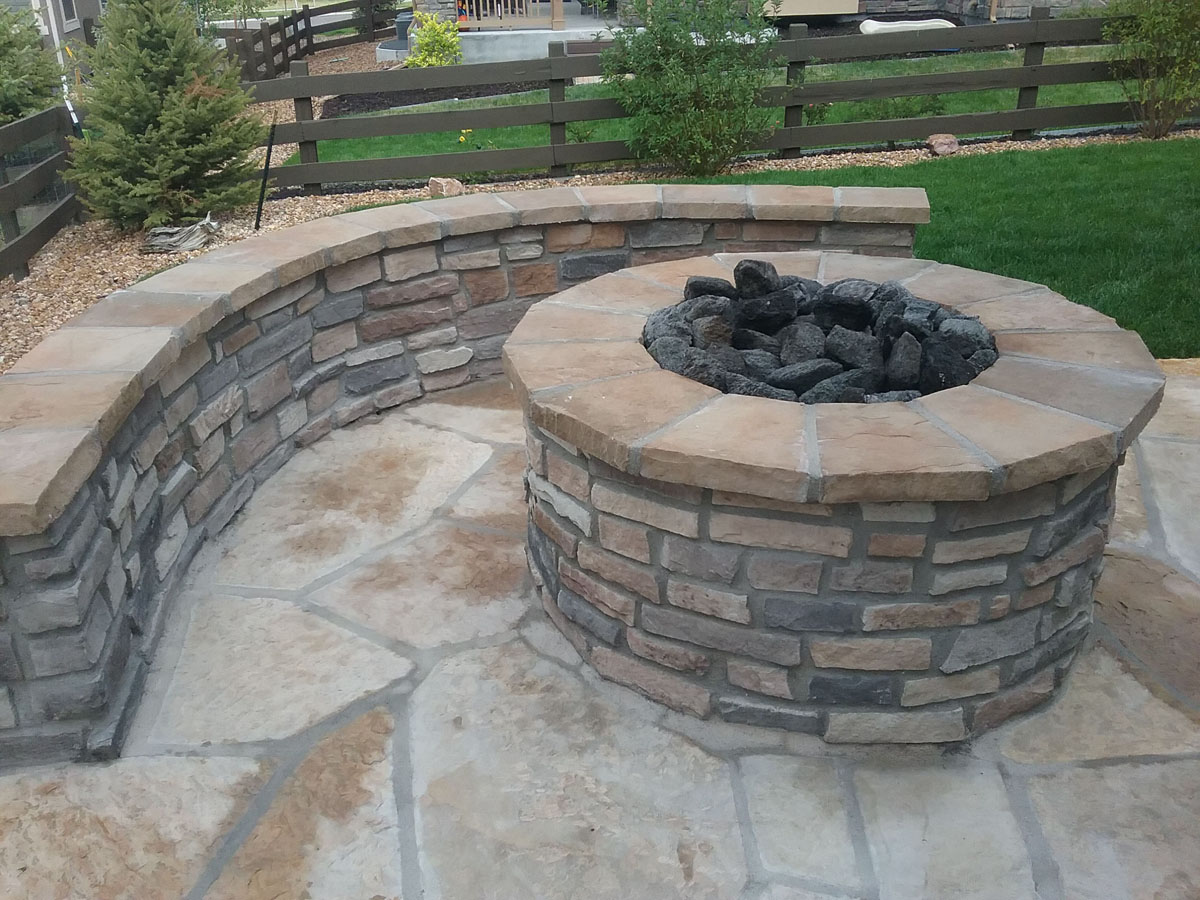 Concrete Patio Landscaping CO - Landscape Architects on Landscaping And Patios  id=31663