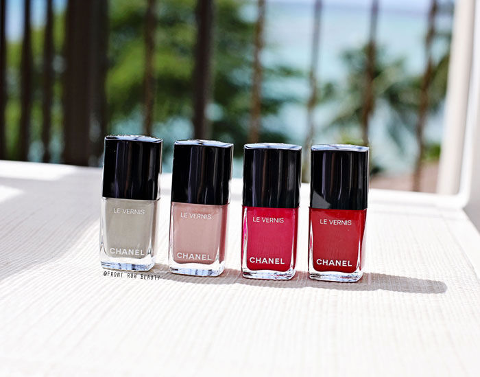 Chanel Le Vernis Longwear Nail Colour Polish Review And Swatch Andi
